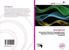 Capa do livro de Astrogliosis