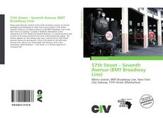 Buchcover von 57th Street – Seventh Avenue (BMT Broadway Line)
