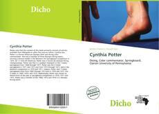 Обложка Cynthia Potter