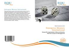Bookcover of Enterprise Mentors International