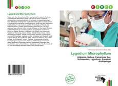 Buchcover von Lygodium Microphyllum
