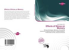 Buchcover von Effects of Stress on Memory