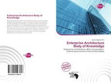 Couverture de Enterprise Architecture Body of Knowledge