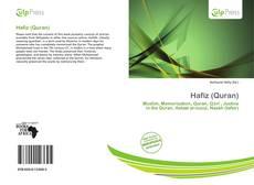 Buchcover von Hafiz (Quran)