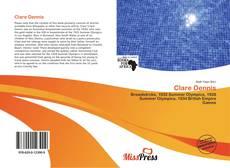 Couverture de Clare Dennis