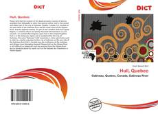 Bookcover of Hull, Quebec