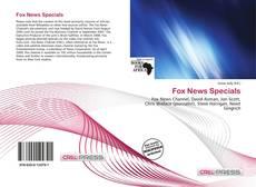 Fox News Specials kitap kapağı