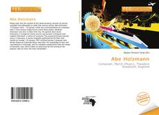 Bookcover of Abe Holzmann