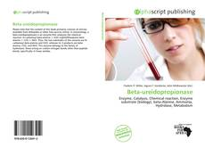 Bookcover of Beta-ureidopropionase