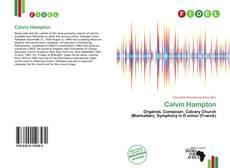 Capa do livro de Calvin Hampton