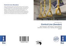 Portada del libro de Central Line (Sweden)