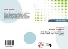 Bookcover of Hume, Missouri