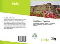 Portada del libro de Matilda of Flanders