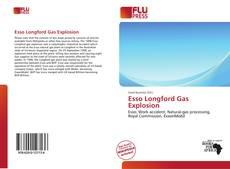 Bookcover of Esso Longford Gas Explosion