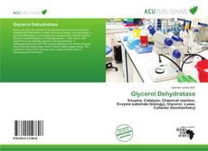 Glycerol Dehydratase kitap kapağı