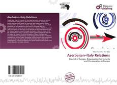 Bookcover of Azerbaijan–Italy Relations