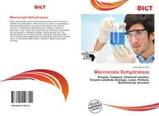 Bookcover of Mannonate Dehydratase