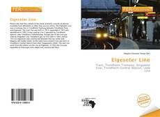 Elgeseter Line kitap kapağı