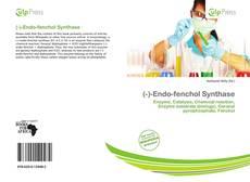 Capa do livro de (-)-Endo-fenchol Synthase