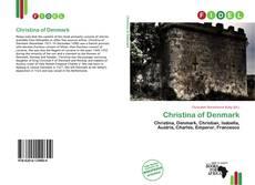 Portada del libro de Christina of Denmark