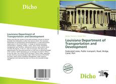 Louisiana Department of Transportation and Development kitap kapağı