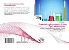 Bookcover of Formimidoyltetrahydrofolate Cyclodeaminase