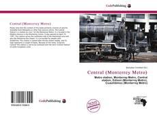 Bookcover of Central (Monterrey Metro)