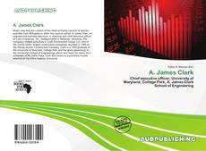 A. James Clark kitap kapağı