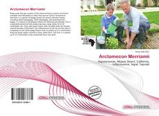 Bookcover of Arctomecon Merriamii