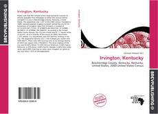 Bookcover of Irvington, Kentucky
