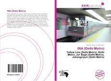 Portada del libro de INA (Delhi Metro)