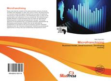 Bookcover of Microfranchising