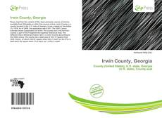 Bookcover of Irwin County, Georgia
