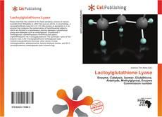 Bookcover of Lactoylglutathione Lyase