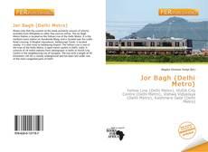 Bookcover of Jor Bagh (Delhi Metro)