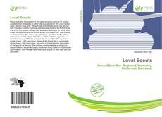 Capa do livro de Lovat Scouts