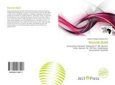 Buchcover von Henrik Dahl