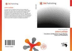 Capa do livro de John LeClair
