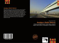 Bookcover of Azadpur (Delhi Metro)