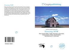 Bookcover of Housing NSW
