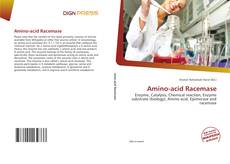 Bookcover of Amino-acid Racemase
