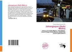 Portada del libro de Jahangirpuri (Delhi Metro)