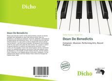 Обложка Dean De Benedictis