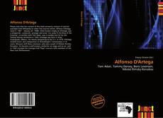 Portada del libro de Alfonso D'Artega
