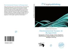 Bookcover of Environmental Issues in Kyrgyzstan