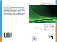 Bookcover of Jayant Patel