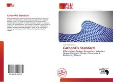 Bookcover of CarbonFix Standard