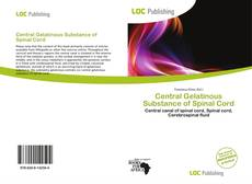 Bookcover of Central Gelatinous Substance of Spinal Cord