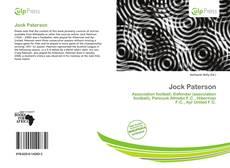Buchcover von Jock Paterson