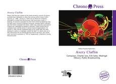 Bookcover of Avery Claflin